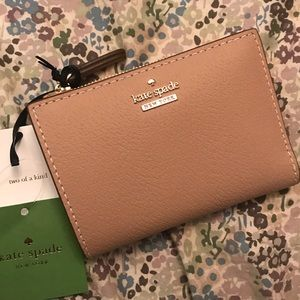 Two of a kind KATE SPADE WALLET